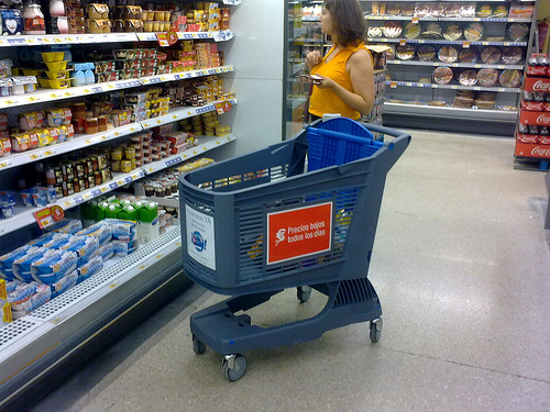 GroceryCart-PhotoPin